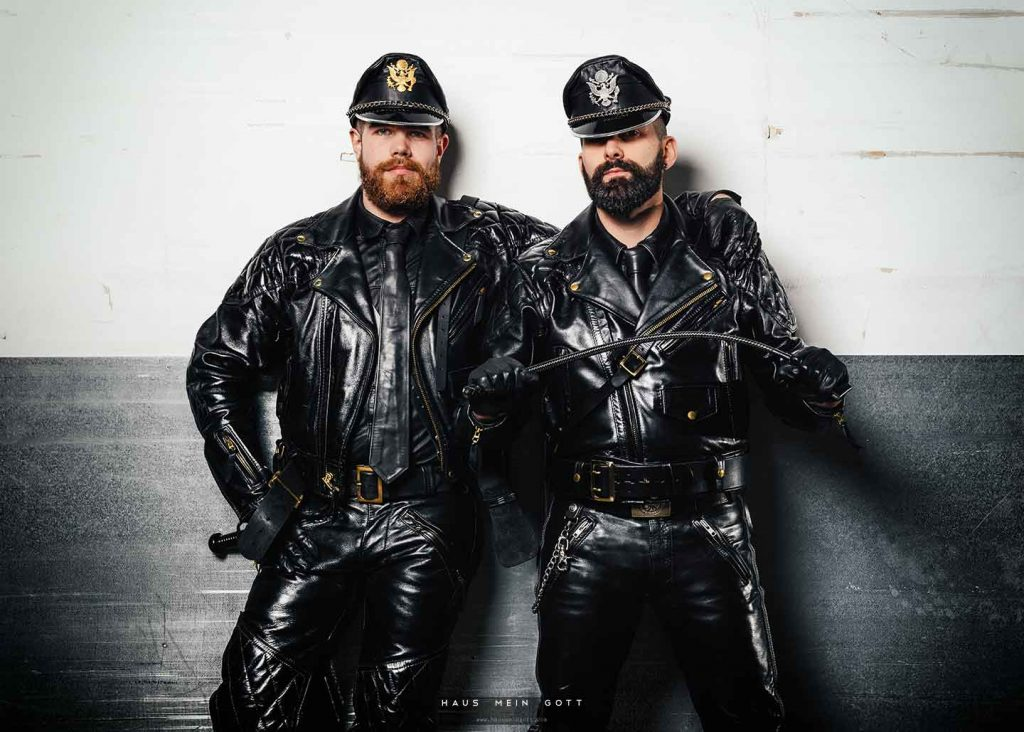 Protocol Levels in BDSM for Leathermen